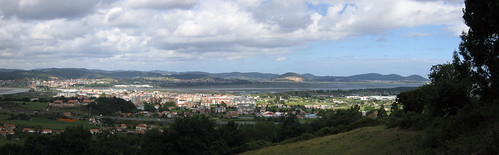Colindres panorama