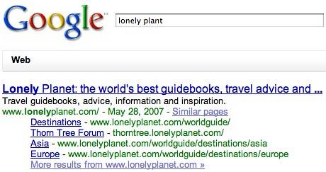 lonelyplant