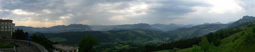 La Aparecida Panorama