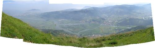 Pico Candiano Panorama