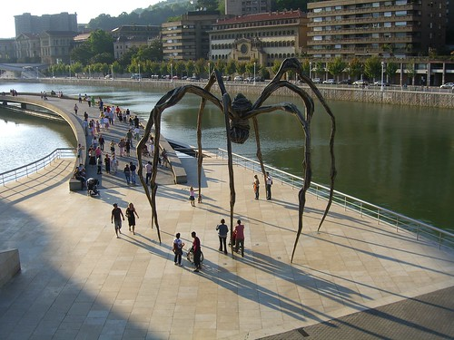 Maman, by Louis Bourgeois