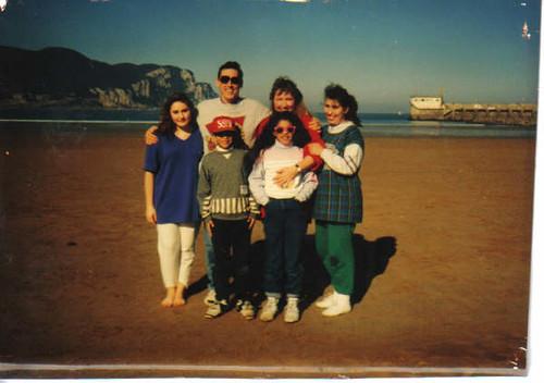Laredo Beach in mid 90's