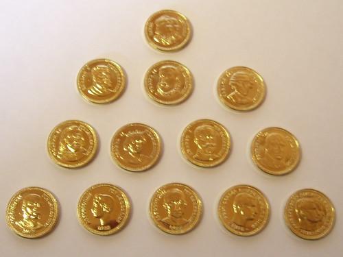Gold Arras 3