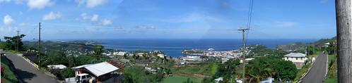 Grenada Panorama