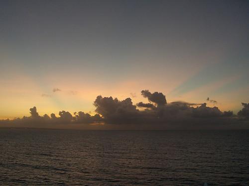 Crepuscular Sunrise 2