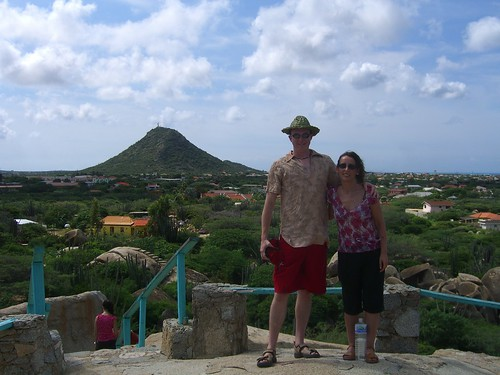 High in Aruba