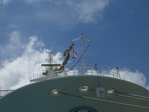 Cruise Ship Flags