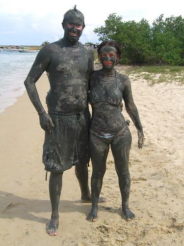 Handsome Black Couple