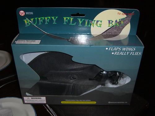Buffy Flying Bat