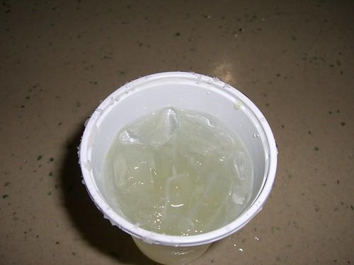 Cheap-ass Margarita