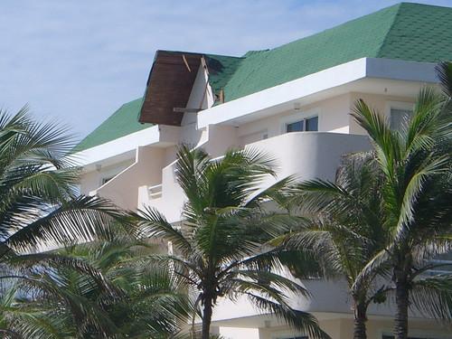 Isla Margarita Lightning Damage