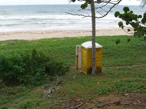 Pueblo Caribe Beach Bathroom