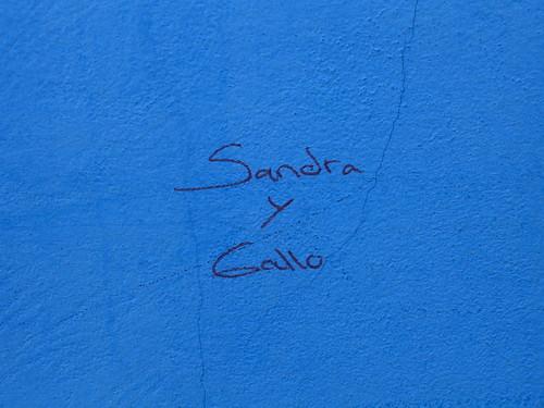 Sandra and Gallo