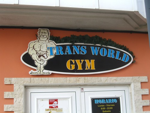Trans World Gym