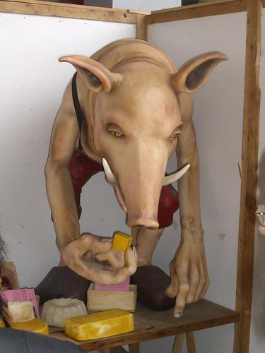 Boar Cheese?