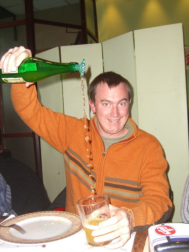 Cider Pouring