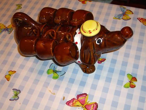 Wienerdog Drink Set (2)