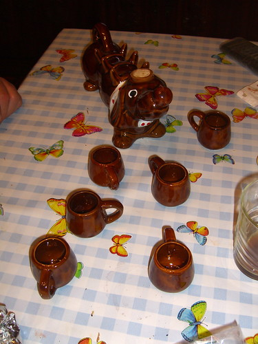 Wienerdog Drink Set (3)