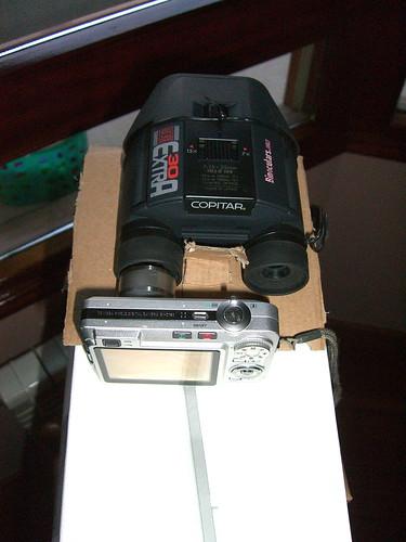 DIY Telephoto Lens