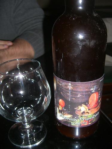 Flemish Primitive Wild Ale