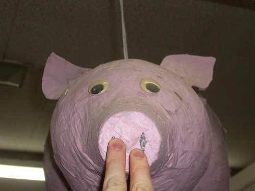 Pigñata Face