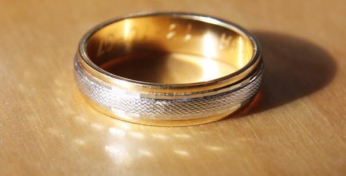 Wedding Ring or Disco Ball?