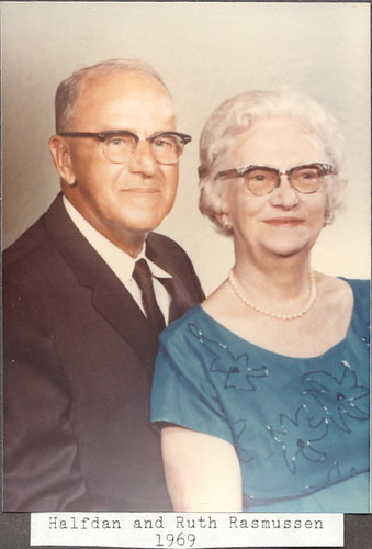 Halfdan & Ruth Photo 1969