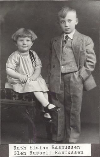Ruth and Glen Rasmussen