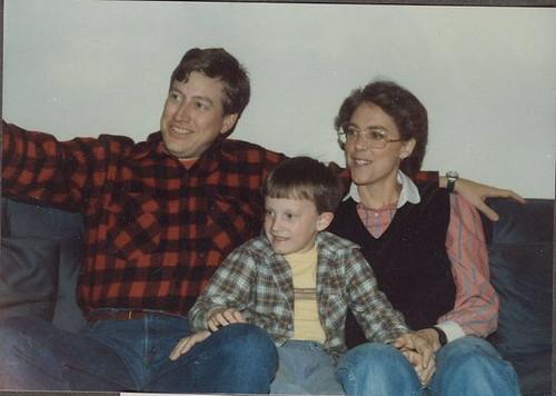 Paul, Betsy, and Erik