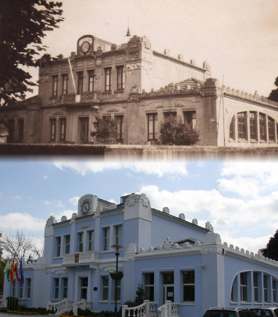 Colindres Ayuntamiento (Town Hall), 1948-2008