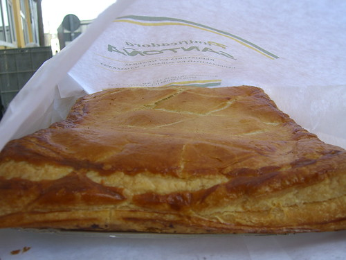 Empanada de Atun (Tuna Pie)