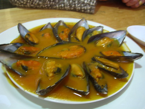 Mejillones (Mussels)