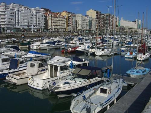 Santander Harbor