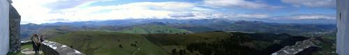 Pico de las Nieves Panorama