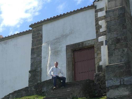 Erik at the Hermitage