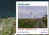 Cabo de Ajo - Faro - Google Earth Screenshot