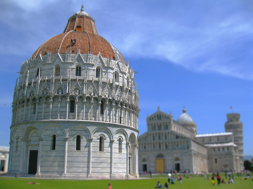 Miniature Cathedral of Pisa