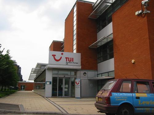 TUI Entrance