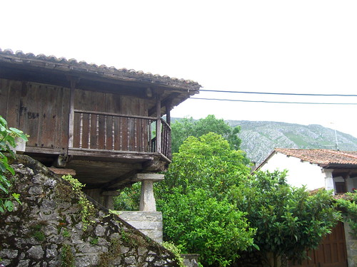 Typical Asturian House