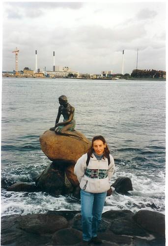 Marga Copenhagen Mermaid