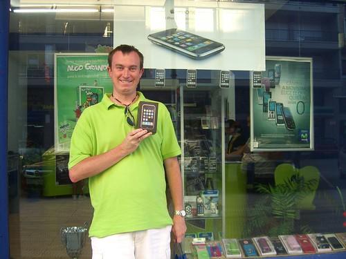 Happy iPhone 3G Owner