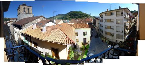 Mondragon Balcony Pan