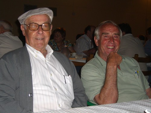 Abuelo and Pedro
