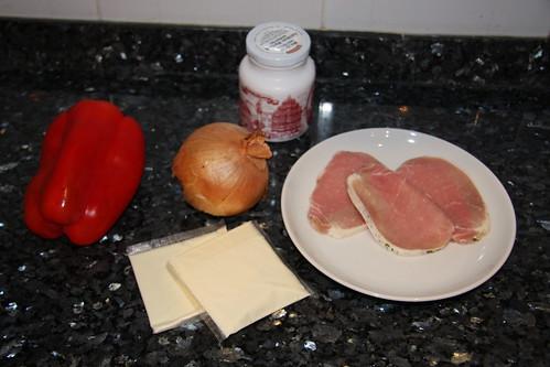 Sandwich Party: Ingredients