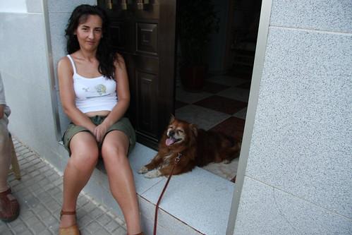 Marga and Tico