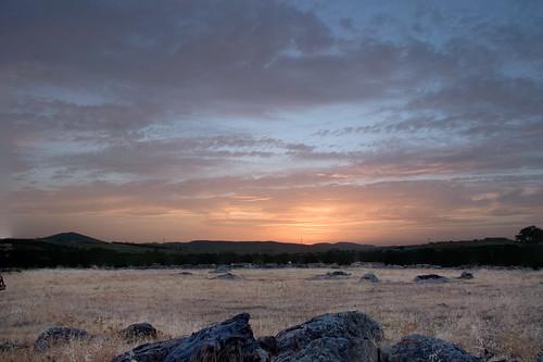 HDR-ish sunset