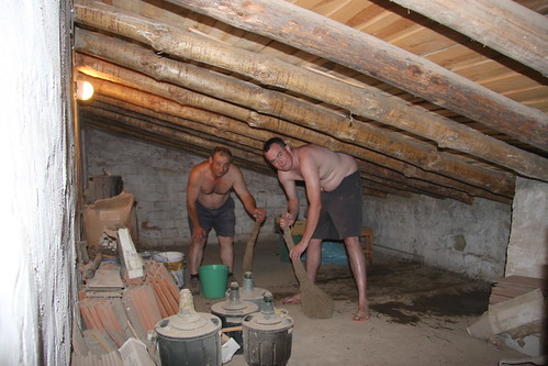 Sweeping the Attic