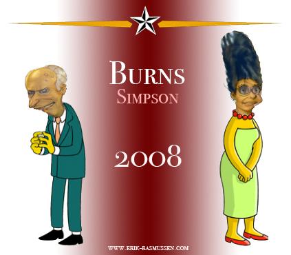 Burns Simpson 2008