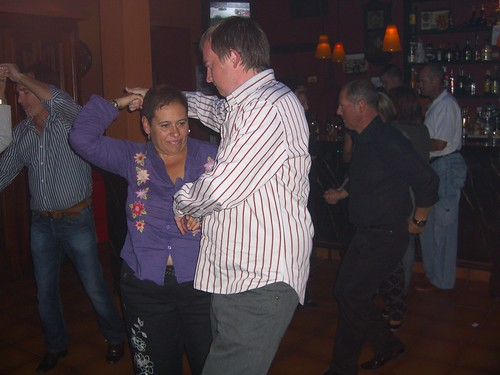 Salsa with Elena