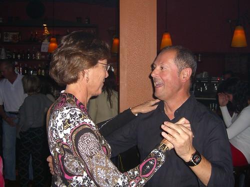 Salsa with Juan Carlos